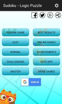 Sudoku - Logic Puzzles syot layar 5
