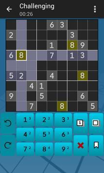 Sudoku - Logic Puzzles syot layar 7