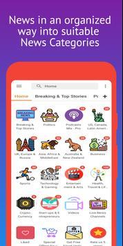 World News 📰: A Global and International News App screenshot 1