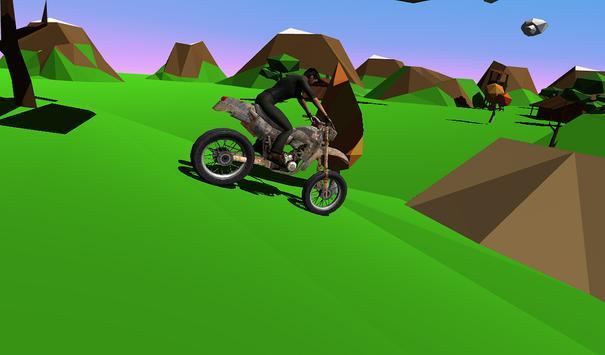 Dirt Bike Rival Racing - Forest Trial Motor screenshot 3