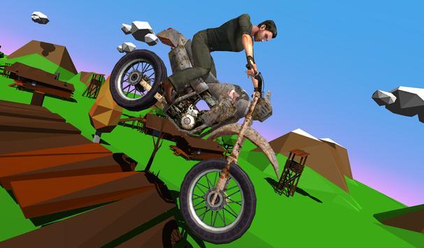 Dirt Bike Rival Racing - Forest Trial Motor screenshot 14