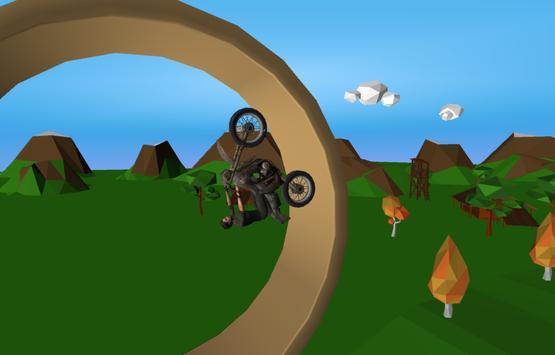 Dirt Bike Rival Racing - Forest Trial Motor screenshot 5