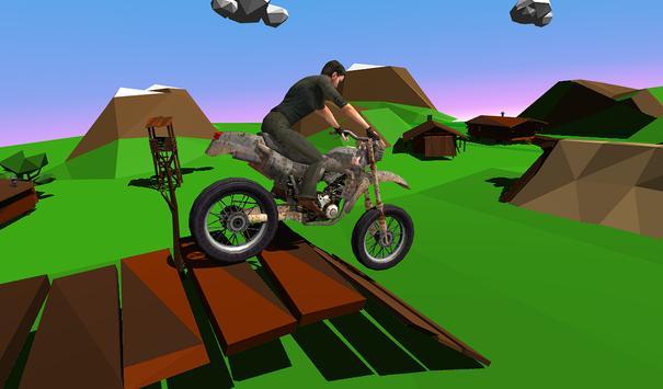 Dirt Bike Rival Racing - Forest Trial Motor screenshot 6