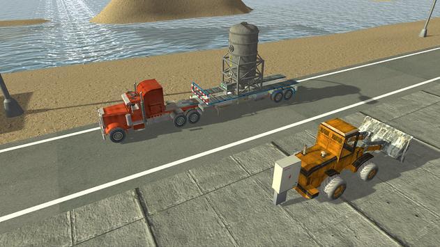 River Sand Excavator Simulator 3D screenshot 3
