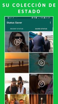 Status Saver captura de pantalla 12