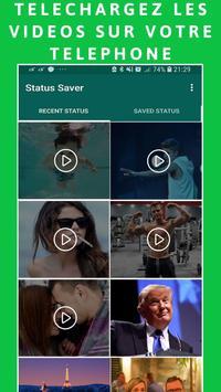 Status Saver capture d'écran 10
