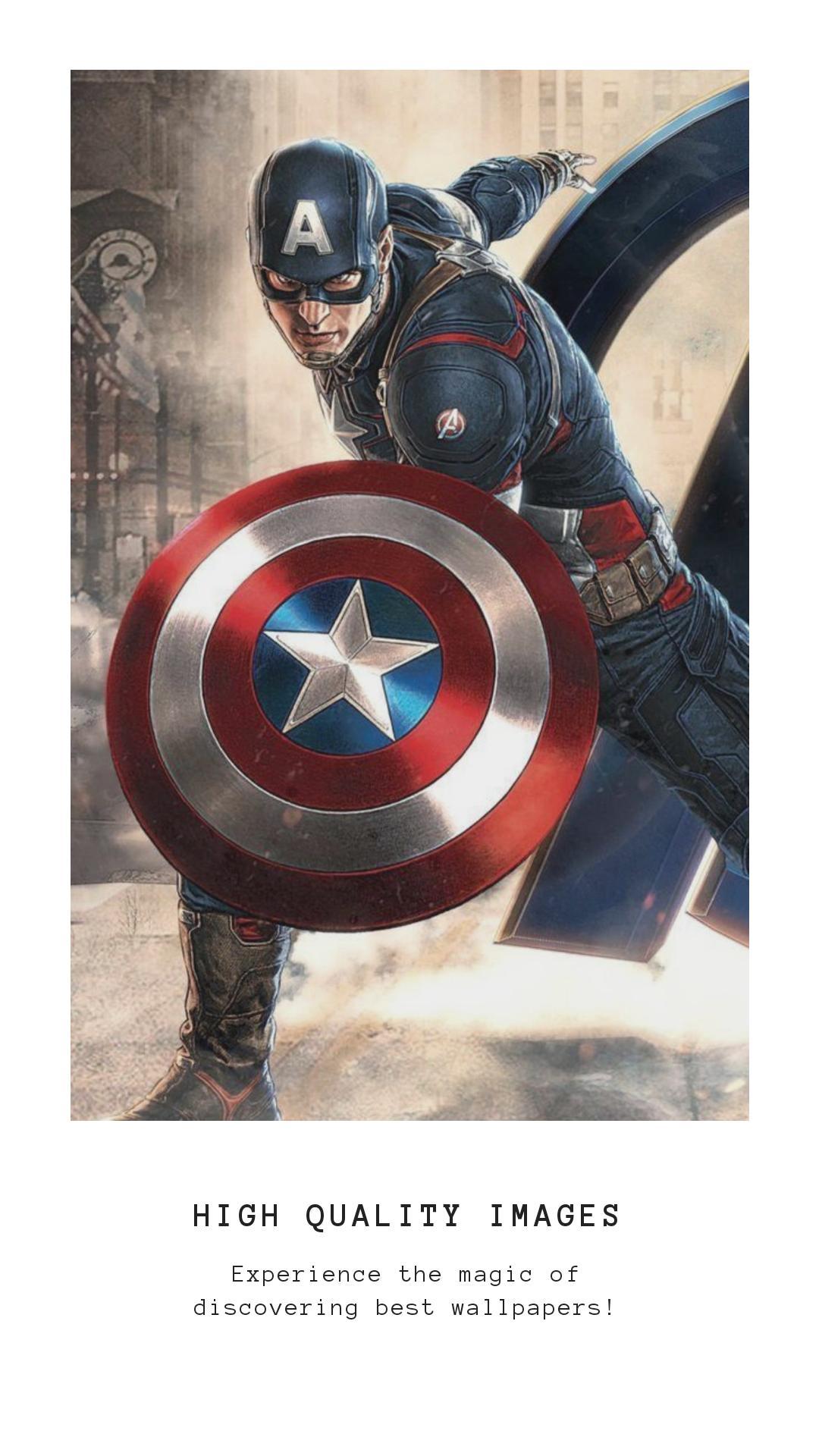 Captain America Marvel Comics Hd 4k Wallpapers For
