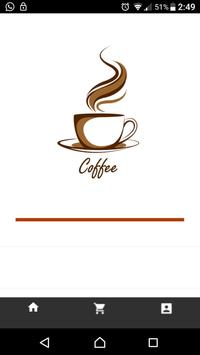 my coffee poster
