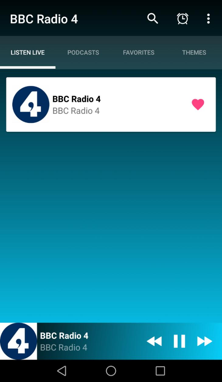 🇬🇧 BBC Radio 4 App: BBC Radio + Podcasts Player for