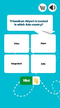 Airlines & Airports: Quiz Game screenshot 3