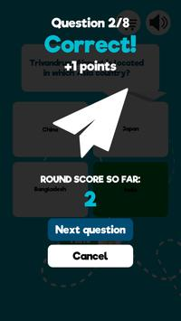 Airlines & Airports: Quiz Game screenshot 2
