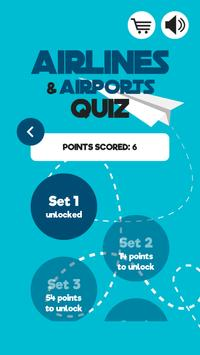 Airlines & Airports: Quiz Game screenshot 5