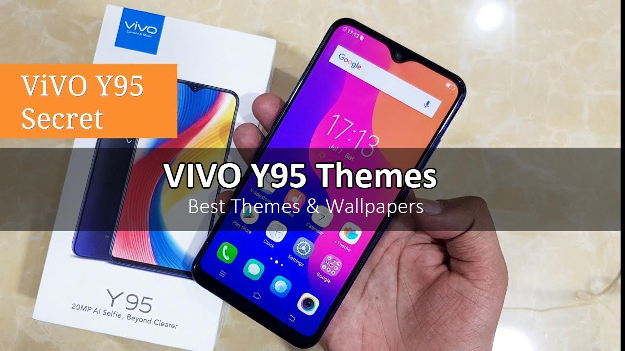 Iphone Theme For Vivo Y95
