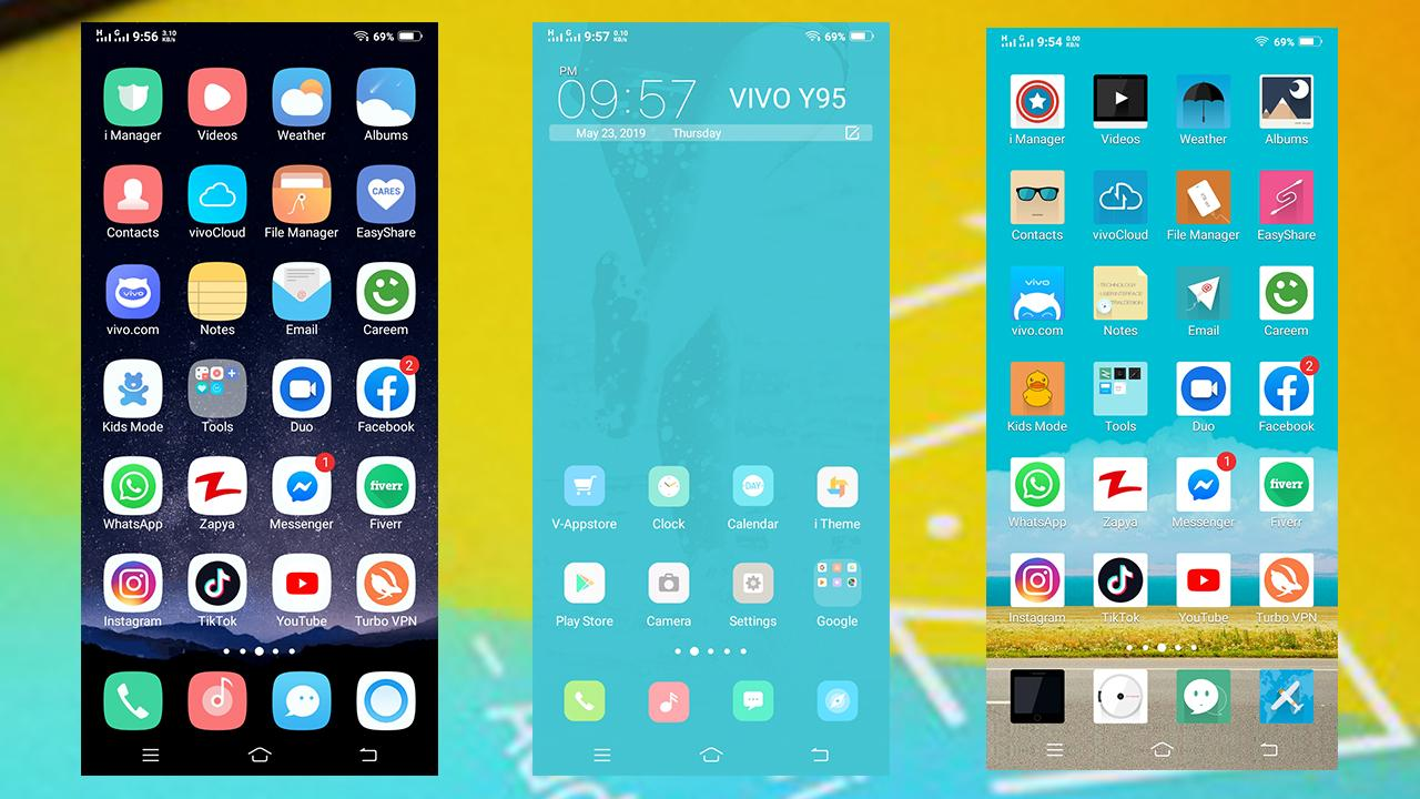 Theme For Vivo Y95 for Android - APK Download