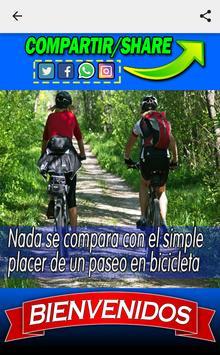 Frases de Ciclismo screenshot 2