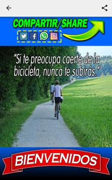 Frases de Ciclismo screenshot 6