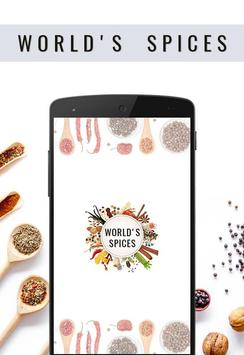 World's Spices poster