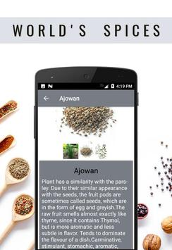 World's Spices screenshot 2