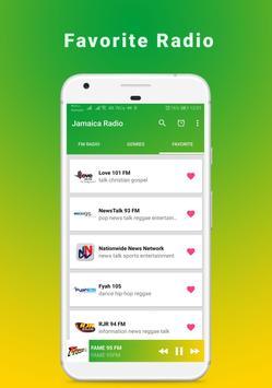 Jamaica Radio screenshot 9