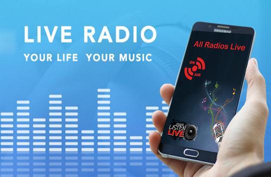 All Iraq Radios - World All Radios FM AM screenshot 1