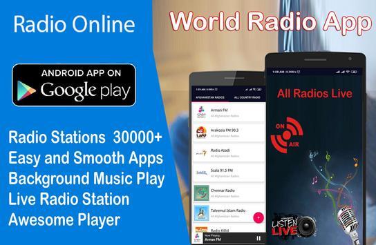 All Iraq Radios - World All Radios FM AM screenshot 2