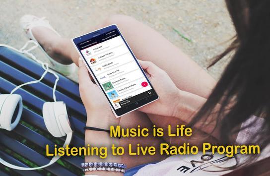 All Iraq Radios - World All Radios FM AM screenshot 4