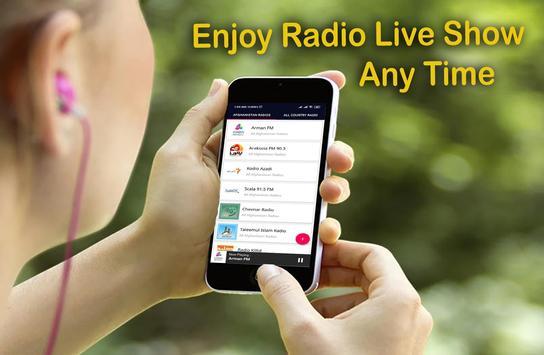All Iraq Radios - World All Radios FM AM screenshot 5