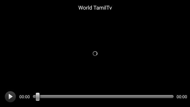 World Tamil TV poster
