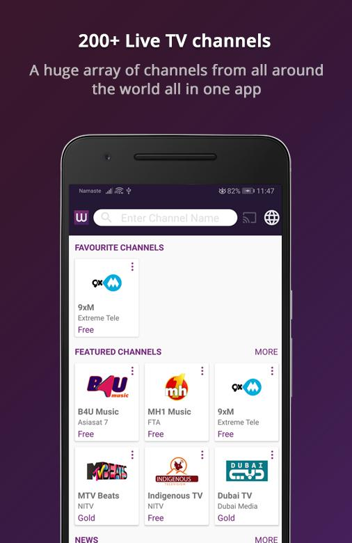 World TV GO for Android - APK Download