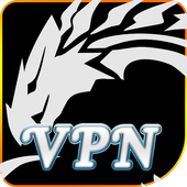 Dragon VPN Free 100% Unblock - Proxy - secure wifi icon