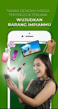 WOWBID: Lelang Live Streaming Pertama di Indonesia ảnh chụp màn hình 7