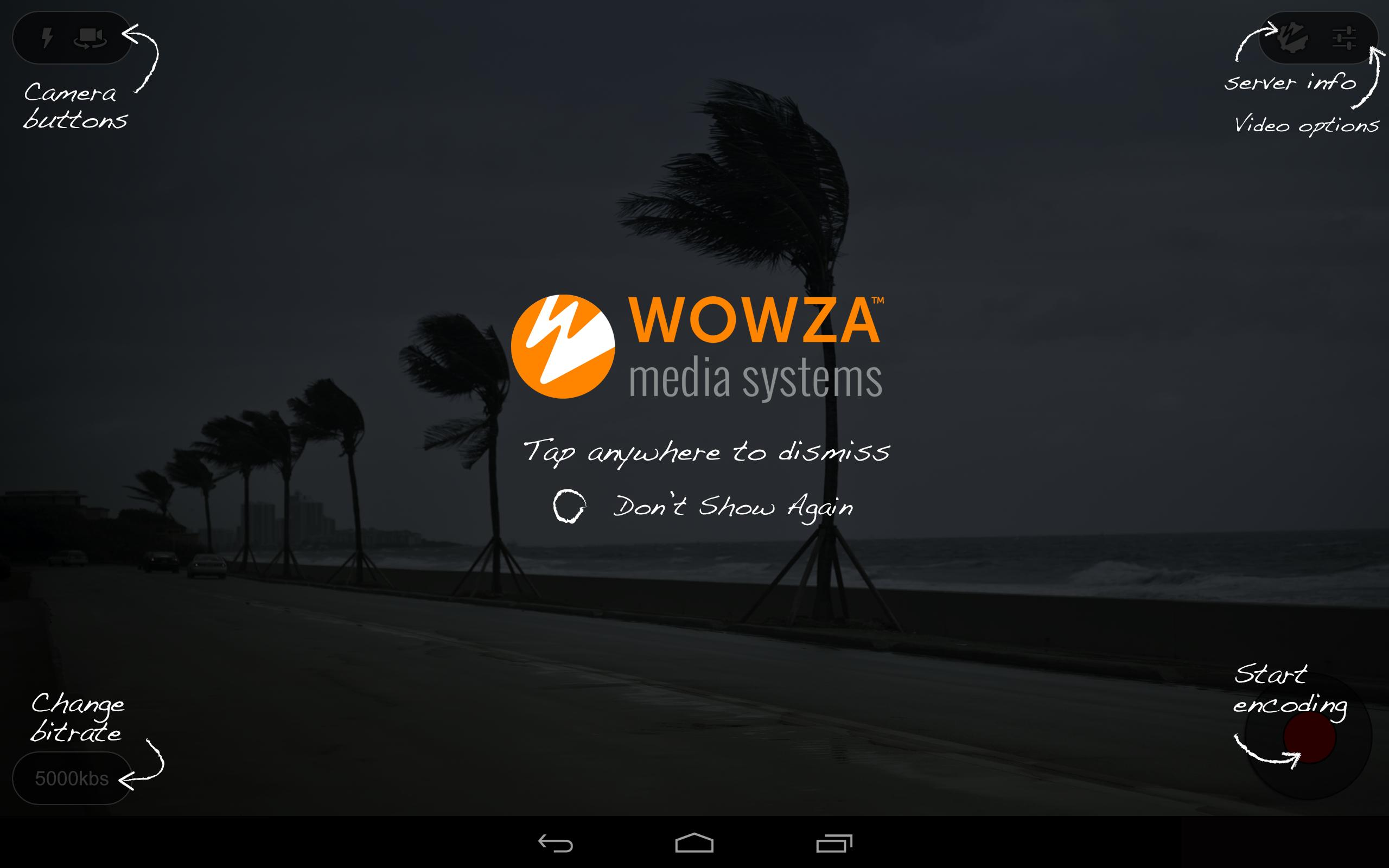Wowza GoCoder for Android - APK Download