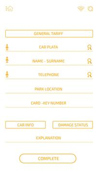 Wottopark Mobile Parking and Valet Parking System screenshot 4