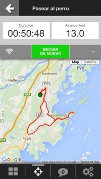 LocaToWeb: Rastreador GPS en tiempo real - En vivo captura de pantalla 2