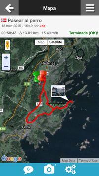 LocaToWeb: Rastreador GPS en tiempo real - En vivo captura de pantalla 4