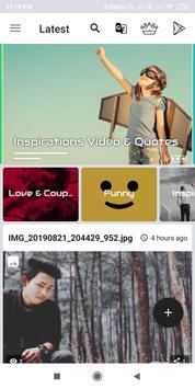 WOW Reward - View Share Videos Photos & Get Reward screenshot 1