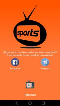 Woxi TV Sports Poster