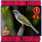 trinca ferro 2019 completo album canto de passaros icon