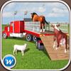 Farm Animal Transport Truck icon