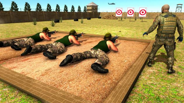 US Army Training School 2020: Combat Training Game screenshot 17