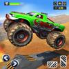 Monster Truck Derby Crash Stunts icon