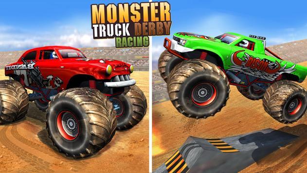Monster Truck Crash New Demolition Derby Stunts screenshot 15