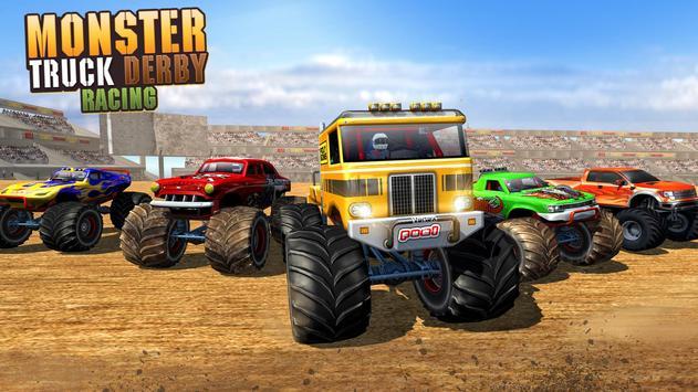 Monster Truck Crash New Demolition Derby Stunts screenshot 4