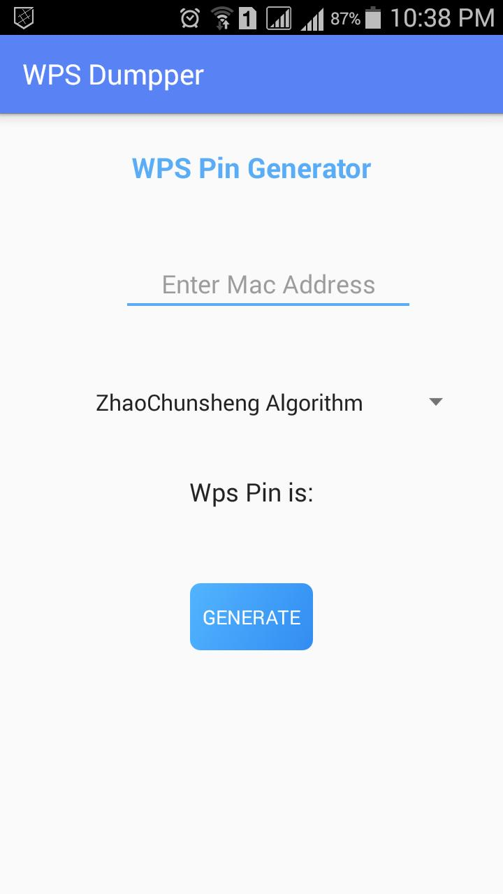 Wps Pin For Pc