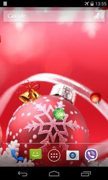 Merry Christmas Live Wallpaper screenshot 2