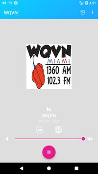 WQVN 1360 poster