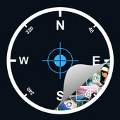 Compass أيقونة