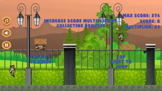 Garden Runner screenshot 1