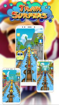 New Subway Surf : Rush 2019 screenshot 3