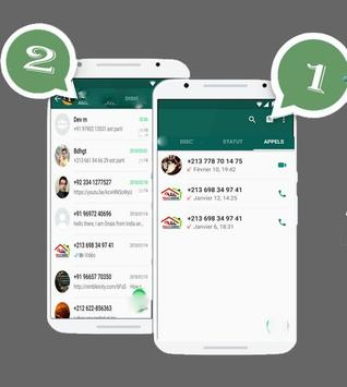 clonapp messenger screenshot 1